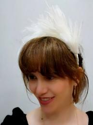DIadema Padua blanco cabecitaloca