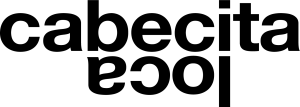 Logo Cabecitaloca Black